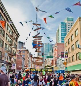 How Weird Street Faire 2011