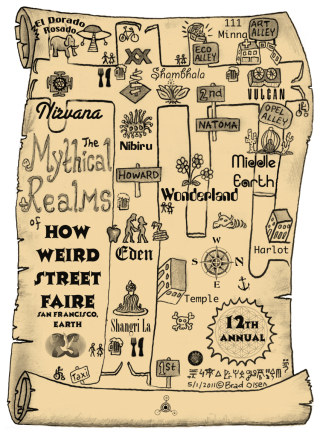 12th Annual - How Weird Faire