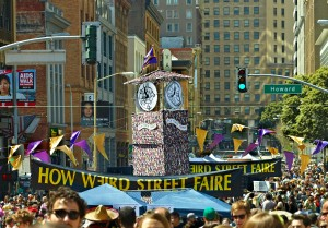 How Weird Street Faire 2012