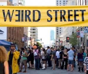 How Weird 2011 - Weird Street