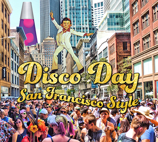 Disco Day - How Weird 2018