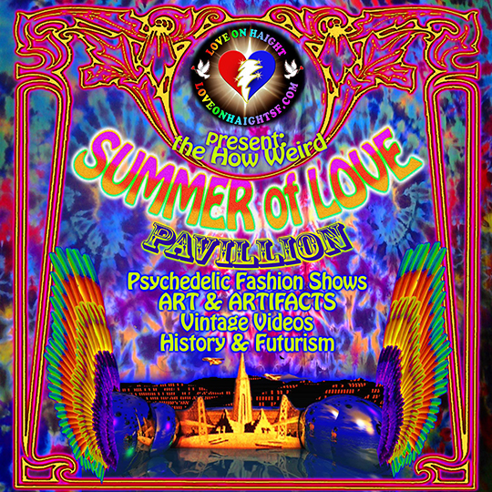 Summer of Love Pavilion