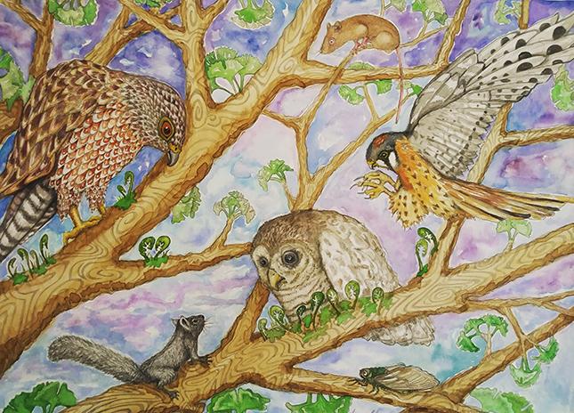 Art by Dennis Osborne