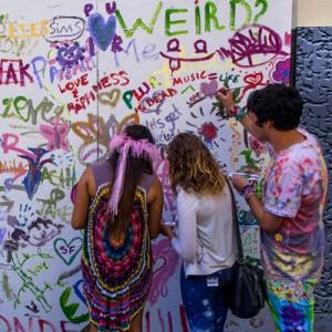 How Weird 2013 - Art Alley