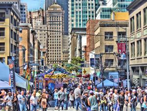 How Weird 2015 - City Faire
