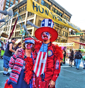 How Weird 2015 - Patriotic People
