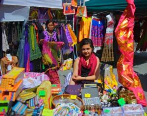 How Weird 2010 - vendor Love of Ganesha