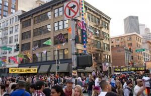 How Weird 2011 - center intersection