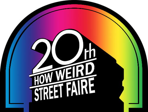 20th How Weird Street Faire