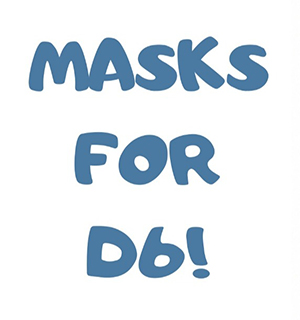 Masks for D6